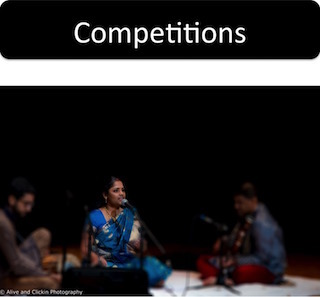 Competitions: Collect points monthly to become an IndianRaga Champion