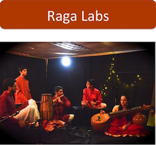 Raga Labs: IndianRaga Fellows led collaborative workshops