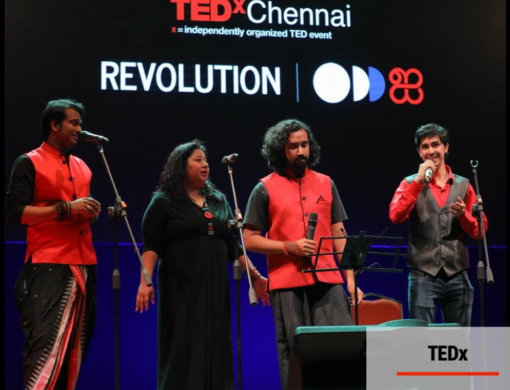 IndianRaga TEDx Home
