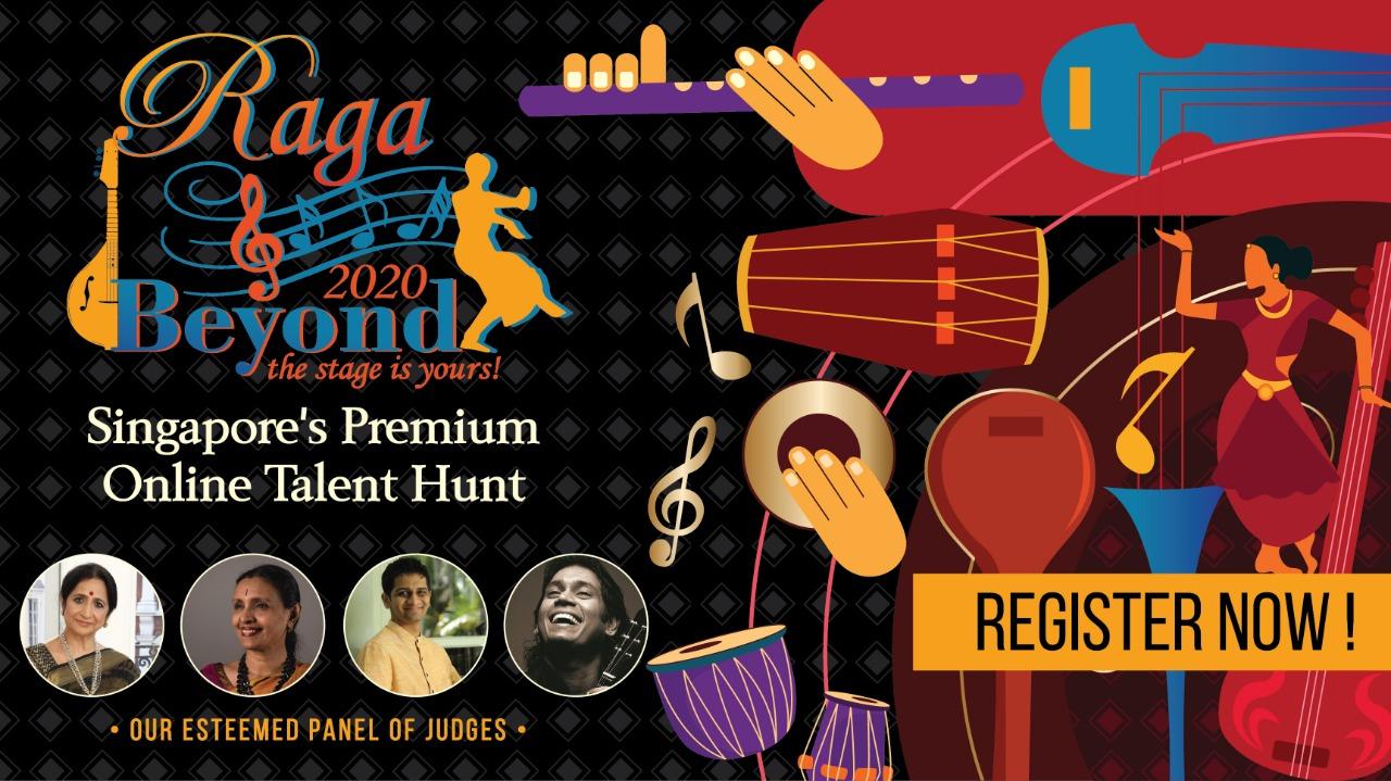 IndianRaga pic2 Raga and Beyond Registration