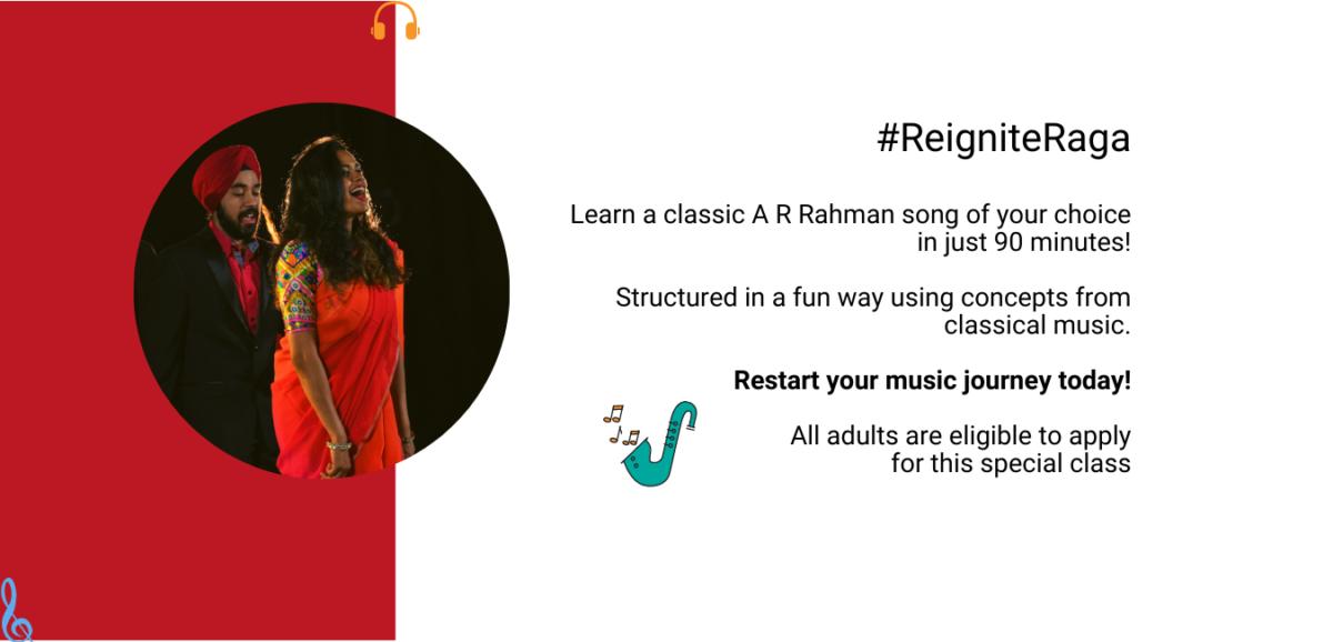 IndianRaga First-fold Raga Reigniters