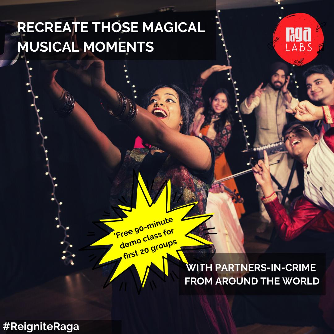 IndianRaga RR3 Raga Reigniters