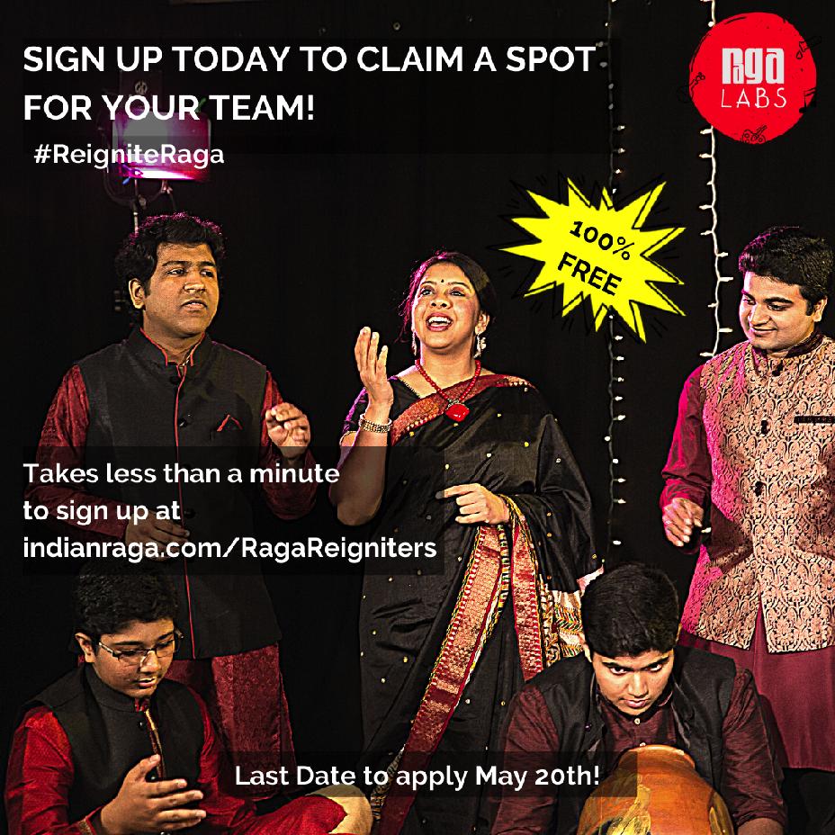 IndianRaga RR4 Raga Reigniters