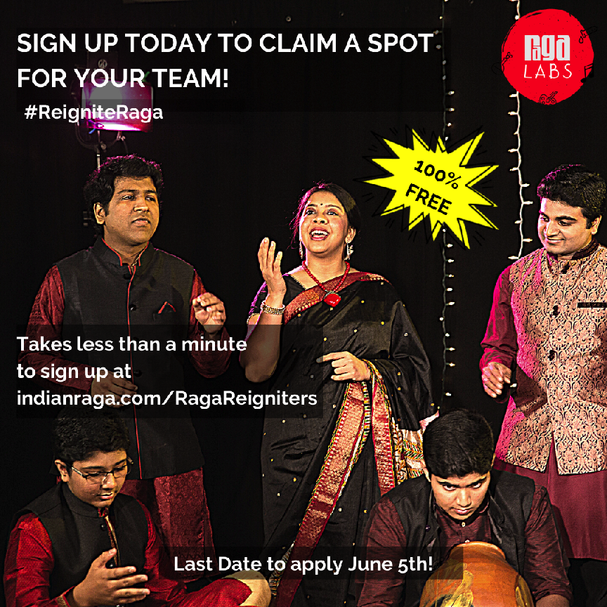 IndianRaga Raga-Reigniters-1 Raga Reigniters