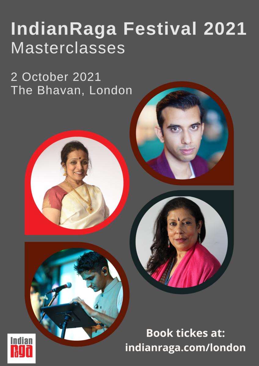 IndianRaga london-master-clases London